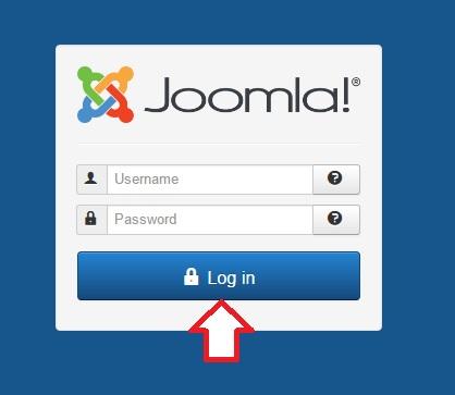 איך נכנסים למערכת הניהול של ג'ומלה?