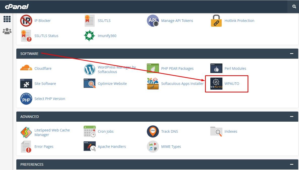 WPAUTO - התקנת אתר וורדפרס חדש